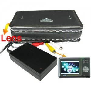 BriefCase Hidden Camera with 2.5 Inch Recorder